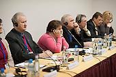 EPSU Eastern Region meeting in Tbilisi.