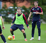 Lee Hodson and Andy Halliday
