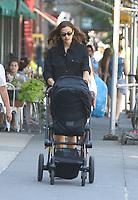JUL 15 Irina Shayk Seen in New York City