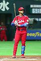 Yuliesky Gourriel (CUB), .MARCH 1, 2013 - WBC : .2013 World Baseball Classic .Exhibithion Game .between Fukuoka Softbank Hawks 8-10 Cube .at Yafuoku Dome, Fukuoka, Japan. .(Photo by YUTAKA/AFLO SPORT) [1040]