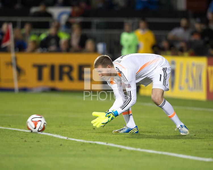 Santa Clara, Ca - Wednesday, May 7th, 2014: The San Jose Earthquakes tie the Colorado Rapids 0-0, at Buck Shaw Stadium