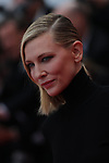 "Cannes Film Festival 2018 - 71st edition - Day 7 - May 14 in Cannes, on May 14, 2018; Screening of the film ""BlacKkKlansman"";   Cate Blanchett, Australian actress and President of the Jury. © Pierre Teyssot / Maxppp"