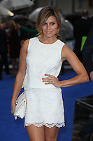 Zoe Hardman arriving the UK Premiere of 'X-Men: Days of Future Past' at Odeon Leicester Square, London. 12/05/2014 Picture by: Alexandra Glen / Featureflash