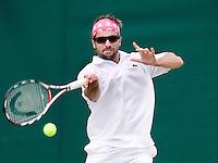 26-6-08, England, Wimbledon, Tennis, Clement