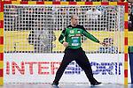 Gorazd Skof. SPAIN vs SLOVENIA: 26-22 - Semifinal.