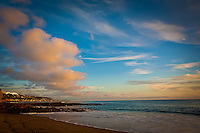 Laguna Beach Winter Sky