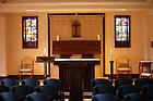 Chapel in Howard Hall..Photo by Matt Cashore..