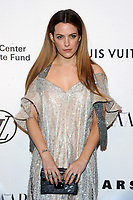 NEW YORK, NY - NOVEMBER 30: Riley Keough at the Lincoln Center Corporate Fund Gala at Alice Tully Hall in New York City on November 30, 2017. Credit: John Palmer/MediaPunch NortePhoto.com. NORTEPHOTOMEXICO