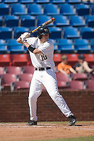 Shane Kroker #10 of the Wake Forest Demon Deacons at bat versus the Virginia Cavaliers at Wake Forest Baseball Park March 8, 2009 in Winston-Salem, NC. (Photo by Brian Westerholt / Four Seam Images)
