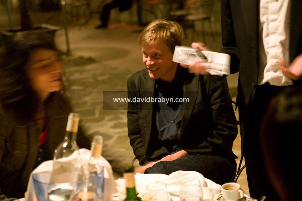 , 20 ans de la Fondation Groupama-Gan pour le Cinema, Le Cannet, France, 17 mai 2007.