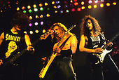 Feb 05, 1987: METALLICA - Le Zenith Paris France