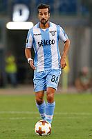 Dario Di Gennaro Lazio <br /> Roma 28-09-2017 Stadio Olimpico Football Europa League 2017/2018 Group K Lazio - Zulte Waregem Foto Giampiero Sposito/Insidefoto