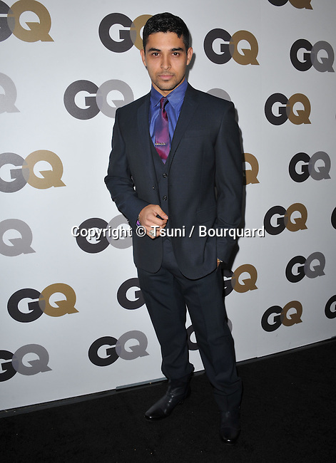 Wilmer Valderrama  - GQ Men of the Year Party at the Chateau Marmont in Los Angeles.