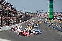 2015 Indy 500 Race