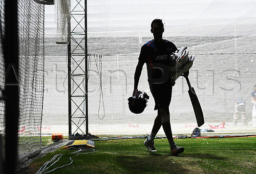 20th March 2018, Eden Park, Auckland, New Zealand;  Jeet Raval.<br />