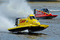 Terry Rinker (#10) and Max Toler   (Formula 1/F1/Champ class)