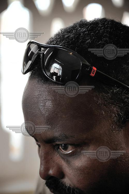 Mogadishu/Somalia 2012 - The Mayor of Mogadishu.