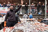 Catania - Mercato di Pesce, Fish Market, Sicily
