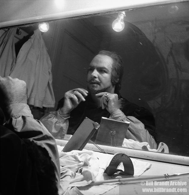 Unidentified actor, 1940s