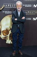 Fernando Colomo attends to the premiere of 'La Peste' at Callao Cinemas in Madrid, Spain. January 11, 2018. (ALTERPHOTOS/Borja B.Hojas) /NortePhoto.com NORTEPHOTOMEXICO