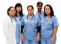 20110522 St. Sebastian Nurses