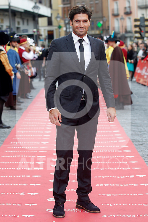 Spanish canoeist Javier Hernanz during 37 Sport Gala - National Sports Awards 2017. March 6,2017. (ALTERPHOTOS/Acero)