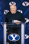 16FTB National Signing Day 0226<br /> <br /> 16FTB National Signing Day<br /> <br /> BYU Football National Signing Day. Kalani Sitake, Ty Detmer, Ilaisa Tuiaki, Ed Lamb, Lavell Edwards<br /> <br /> February 3, 2016<br /> <br /> Photo by Jaren Wilkey/BYU<br /> <br /> &copy; BYU PHOTO 2016<br /> All Rights Reserved<br /> photo@byu.edu  (801)422-7322