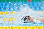 Juran Mizohata (JPN), <br /> AUGUST 20, 2018 - Swimming : <br /> Men's 4x200m Freestyle Relay Heat <br /> at Gelora Bung Karno Aquatic Center <br /> during the 2018 Jakarta Palembang Asian Games <br /> in Jakarta, Indonesia. <br /> (Photo by Naoki Morita/AFLO SPORT)