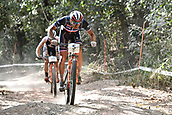 9th September 2017, Smithfield Forest, Cairns, Australia; UCI Mountain Bike World Championships; Julien Absalon (FRA) riding for BMC Mountainbike Racing Team during the elite mens cross country race;