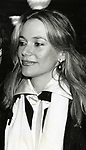 Peggy Lipton attending a performance of 'Dreamgirls' at the Imperial Theatre on December 1, 1981 in New York City.<br />December 1981<br />Credit All Uses<br />© Walter McBride / Retna Ltd, USA.