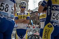 Thomas Sprengers (BEL/Sport Vlaanderen Baloise) pre race<br /> <br /> 51th GP Jef 'Poeske' Scherens 2017 <br /> Leuven - Leuven (13local laps/153.7km)