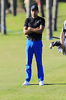 Julian Suri (USA) on the 17th hole during Friday's Round 2 of the 2018 Turkish Airlines Open hosted by Regnum Carya Golf &amp; Spa Resort, Antalya, Turkey. 2nd November 2018.<br /> Picture: Eoin Clarke | Golffile<br /> <br /> <br /> All photos usage must carry mandatory copyright credit (&copy; Golffile | Eoin Clarke)