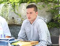 Julian Draxler (Deutschland, Germany) - 05.06.2018: Media Day der Deutschen Nationalmannschaft zur WM-Vorbereitung in der Sportzone Rungg in Eppan/Südtirol