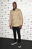 "Marlon Harewood<br /> arrives for the ""Iron Men"" premiere at the Mile End Genesis cinema, London.<br /> <br /> <br /> ©Ash Knotek  D3236  02/03/2017"