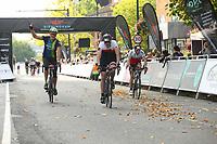 2017-09-24 VeloBirmingham  05 TRo Finish