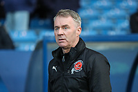 John Sheridan (Manager) of Fleetwood Town during the Sky Bet League 1 match between Oxford United and Fleetwood Town at the Kassam Stadium, Oxford, England on 10 April 2018. Photo by David Horn.