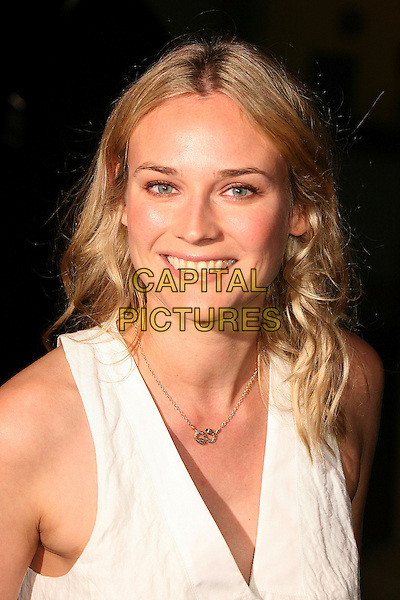 "DIANE KRUGER.""Starter For 10"" Los Angeles Premiere at ArcLight Cinemas, Hollywood, California, USA..February 6th, 2007.headshot portrait .CAP/ADM/BP.©Byron Purvis/AdMedia/Capital Pictures"
