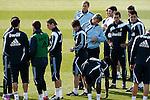 Madrid (11/03/10).-Entrenamiento del Real Madrid....© Alex Cid-Fuentes/ ALFAQUI..Madrid (11/03/10).-Training session of Real Madrid c.f....© Alex Cid-Fuentes/ ALFAQUI.