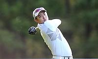 Jin Jeong - BMW Golf at Wentworth - Day 1 - 21/05/15 - MANDATORY CREDIT: Rob Newell/GPA -
