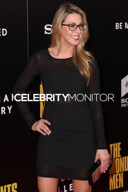 """NEW YORK, NY - FEBRUARY 04: Courtney Davis at the New York Premiere Of Columbia Pictures' """"The Monuments Men"""" held at Ziegfeld Theater on February 4, 2014 in New York City, New York. (Photo by Jeffery Duran/Celebrity Monitor)"""