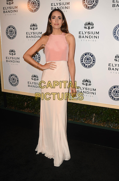 LOS ANGELES, CA - JANUARY 7: Louise Roe at the The Art Of Elysium Tenth Annual Celebration 'Heaven' Charity Gala at Red Studios in Los Angeles, California on January 7, 2017. <br /> CAP/MPI/DE<br /> &copy;DE/MPI/Capital Pictures