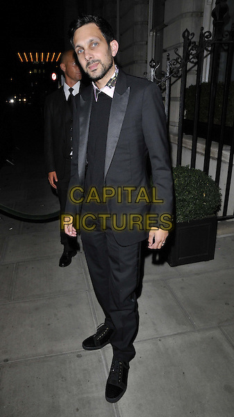 LONDON, ENGLAND - SEPTEMBER 15: Steven Frayne aka Dynamo attends the Business of Fashion latest BOF 500 list launch dinner &amp; party, Berners Tavern, The London Edition Hotel, Berners St., on Monday September 15, 2014 in London, England, UK. <br /> CAP/CAN<br /> &copy;Can Nguyen/Capital Pictures