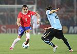 Copa America 2011 Chile vs Uruguay