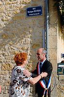 Monique Peytral et Laurent Mathieu