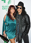 Slash & wife at the 7th Annual Global Green Pre-Oscar Party held at Avalon in Hollywood, California on March 03,2010                                                                   Copyright 2010  DVS / RockinExposures