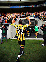 091025 A-League Footbal - Wellington Phoenix v Gold Coast United