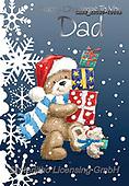 John, CHRISTMAS ANIMALS, WEIHNACHTEN TIERE, NAVIDAD ANIMALES, paintings+++++,GBHSSXC50-1000A,#XA#