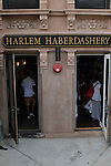 Harlem Haberdashery & Harlem Shake Co-Present The second annual celebration of car culture, cuisine & clothing in Celebration of 40 Years of Harlem Week Held at Harlem Haberdashery (245 Lenox Ave, NY