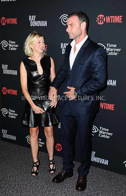 WWW.ACEPIXS.COM<br /> <br /> June 25 2013, LA<br /> <br /> Naomi Watts and Liev Schreiber arriving at a screening of 'Ray Donovan' at DGA Theater on June 25, 2013 in Los Angeles, California<br /> <br /> By Line: Peter West/ACE Pictures<br /> <br /> <br /> ACE Pictures, Inc.<br /> tel: 646 769 0430<br /> Email: info@acepixs.com<br /> www.acepixs.com
