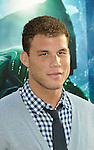 Blake Griffin arriving at the Los Angeles premiere of Green Lantern, held at Grauman's Chinese Theater, June 15, 2011. Fitzroy Barrett